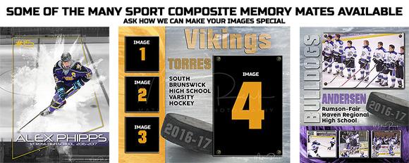Website Sports Banner